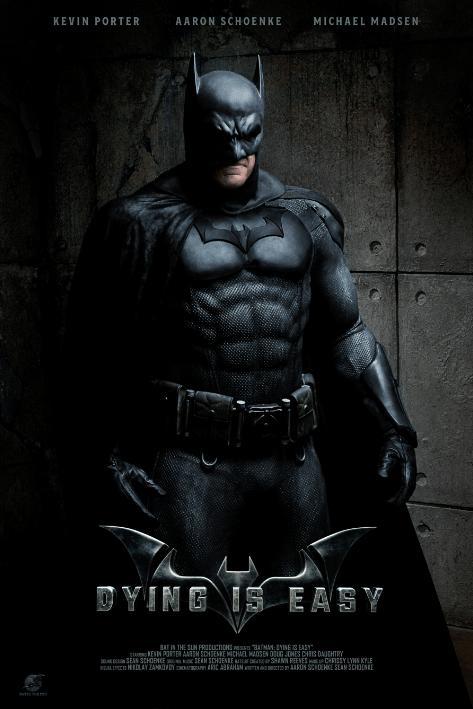 Batman Dying is Easy Poster 2 DC Comics News