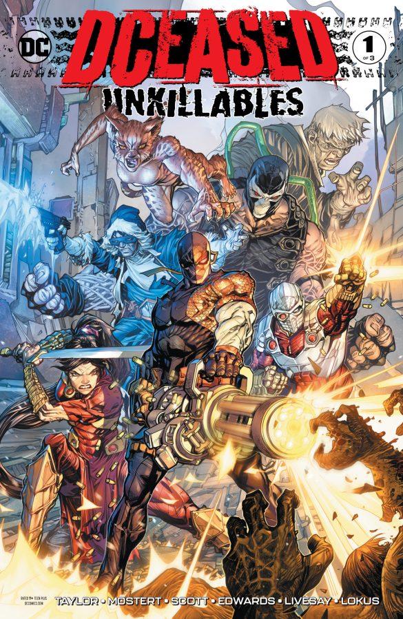 DCeased: Unkillables DC Universe Infinite