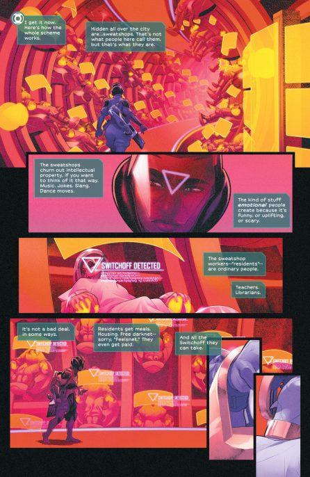 Far Sector 10 p3 DC Comics News