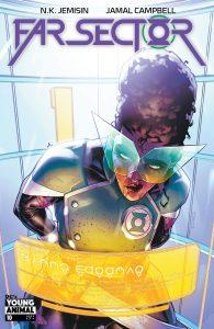 Far Sector 10 Cover DC Comics News