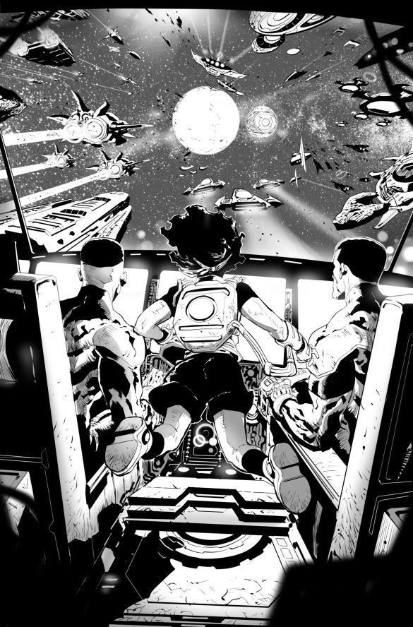 Green Lantern Infinite Frontier