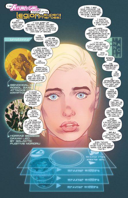 LSH 12 p1 DC Comics News