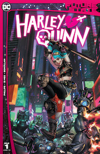 Review: Future State: Harley Quinn #1