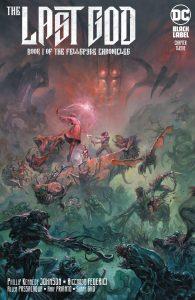 The Last God #12 DC Comics News