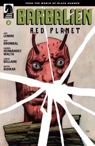 Barbalien: Red Planet #2 - DC Comics News