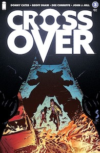 Review-Crossover-#3-Cover-Ellie-Ava-Shadow-Of-A-Monster-Image-Comics-Review-DC-Comics News