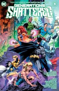 Generations Shattered #1 - DC Comics News