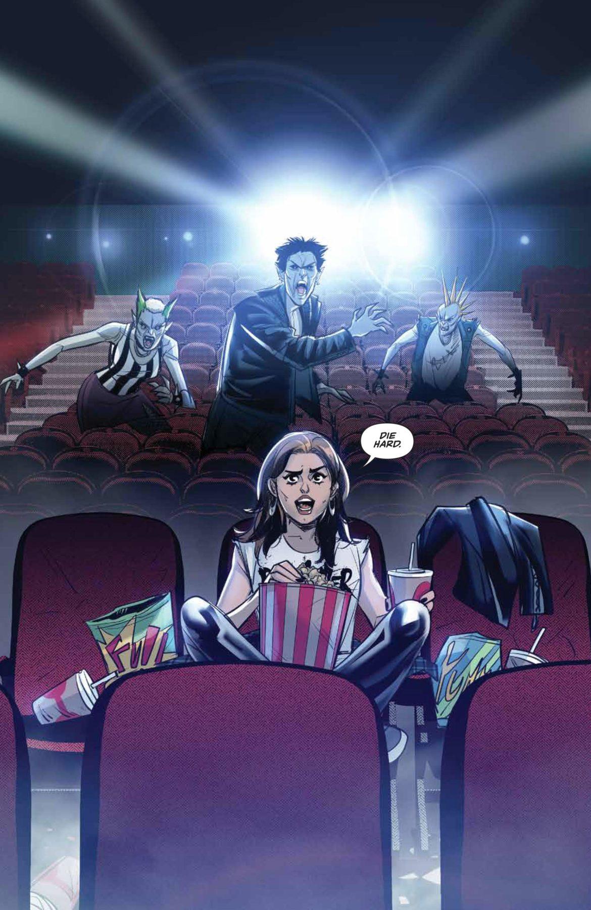 Faith #1 DC Comics News