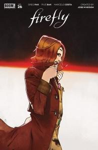Firefly #26 DC Comics News
