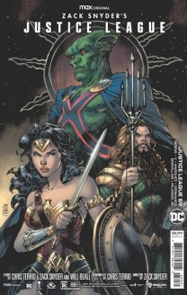 DC Comics News Justice League 59