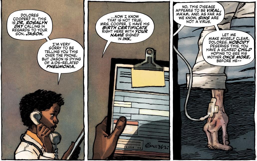 Barbalien: Red Planet #3 - DC Comics News