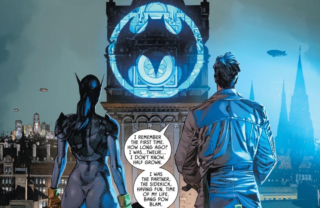 Batman/Catwoman #3 - DC Comics News