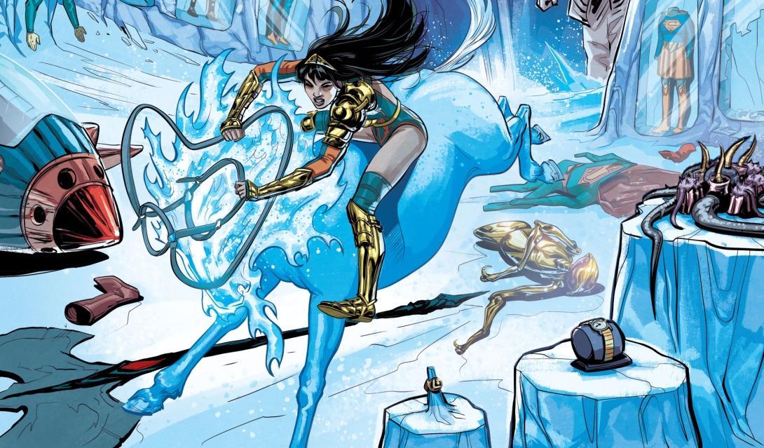 Future State: Superman/Wonder Woman #2 - DC Comics News