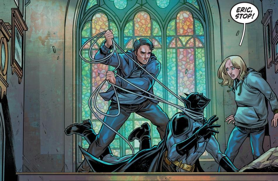 Future State: The Next Batman #4 - DC Comics News