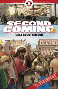 Second Coming: Only Begotten Son #2 DC Comics News