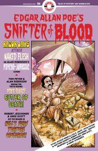 EAPSOB 6 DC Comics News