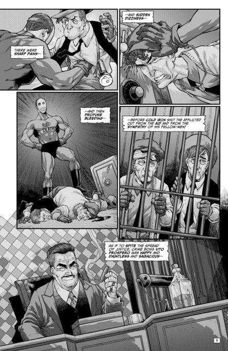 EAPNOB 6 DC Comics News