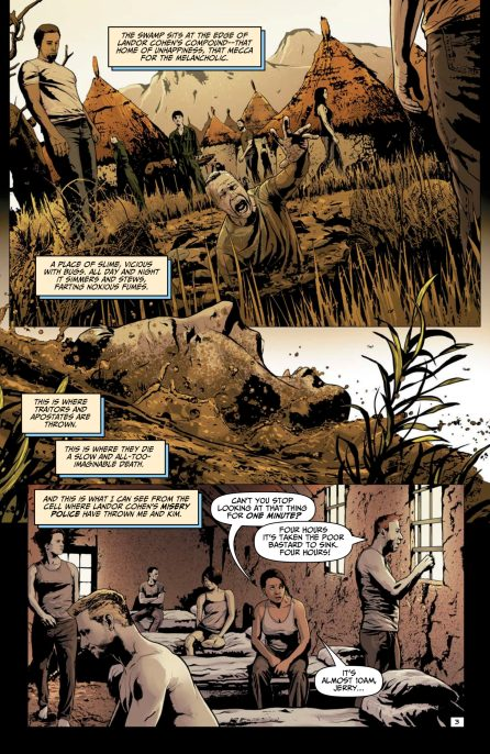 Happy Hour 5 DC Comics News