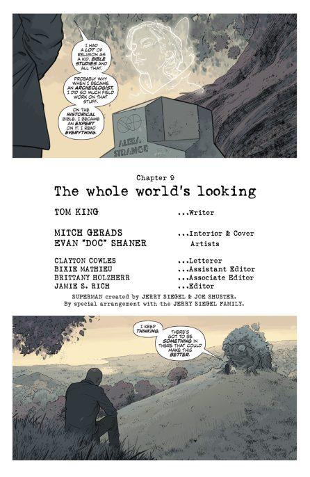 Strange Adventures DC Comics News