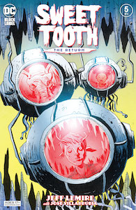 Review: Sweet Tooth: The Return #5 DC Comics News Reviews