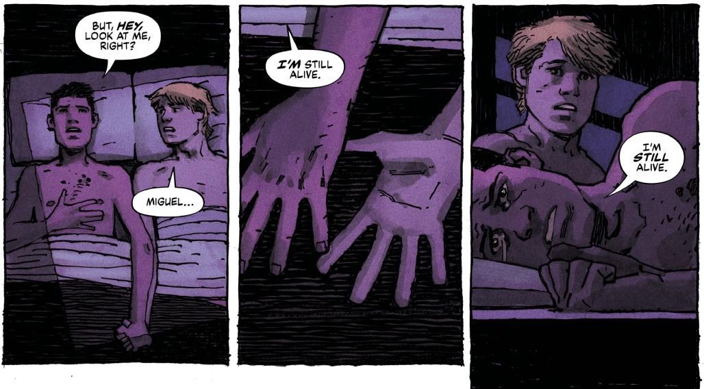 Barbalien: Red Planet #4 - DC Comics News