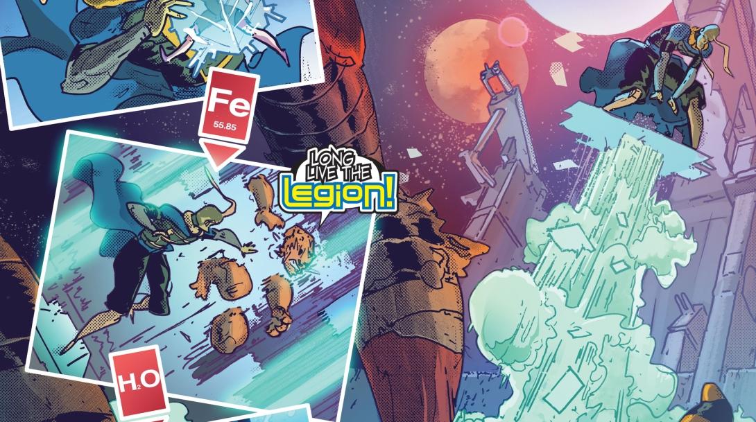 Future State: Legion of Super-Heroes #2 - DC Comics News