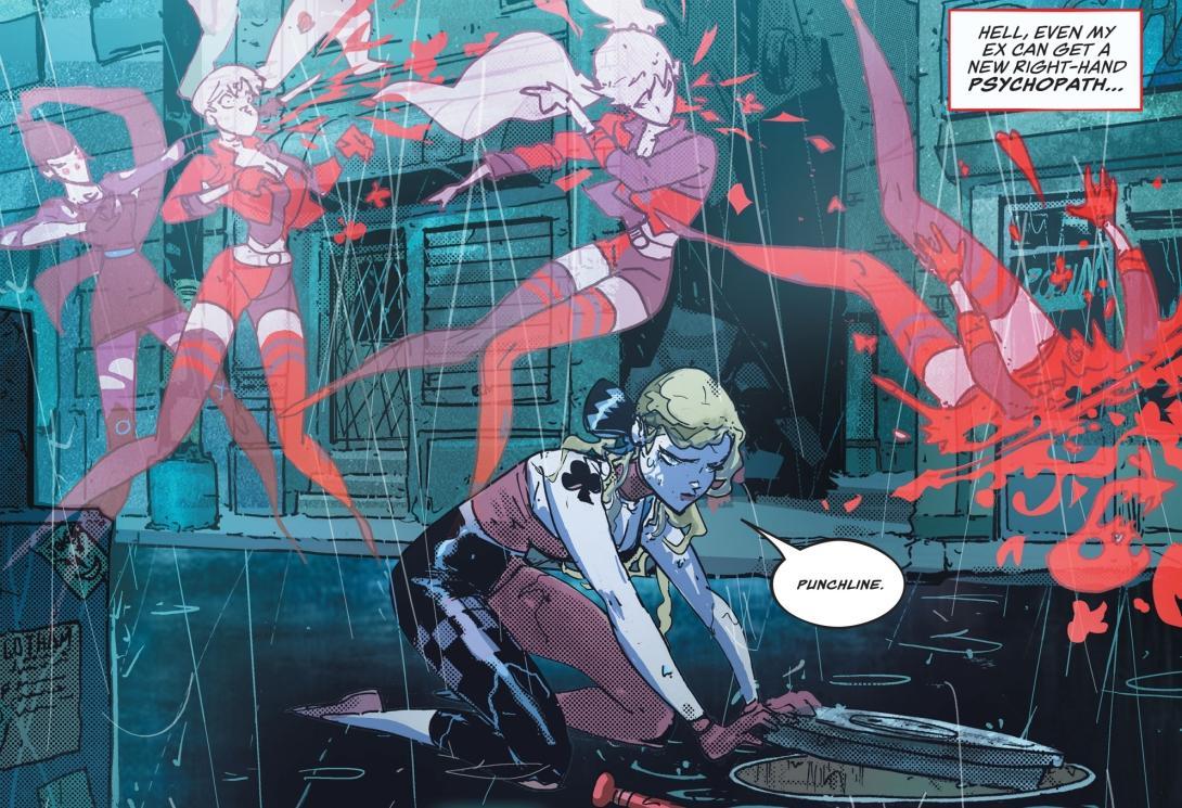 Harley Quinn #1 - DC Comics News