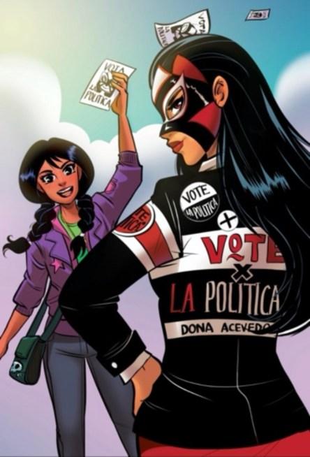 DC Comics News Santa Phoenix