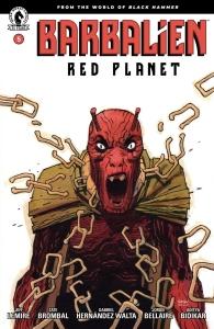 Barbalien: Red Planet #5 - DC Comics News