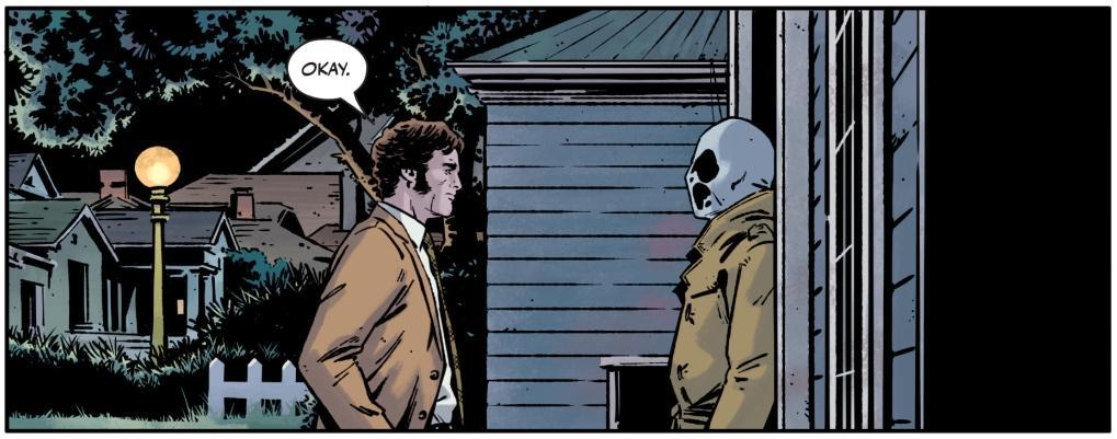 Rorschach #7 - DC Comics News