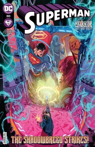 Superman #30 - DC Comics News