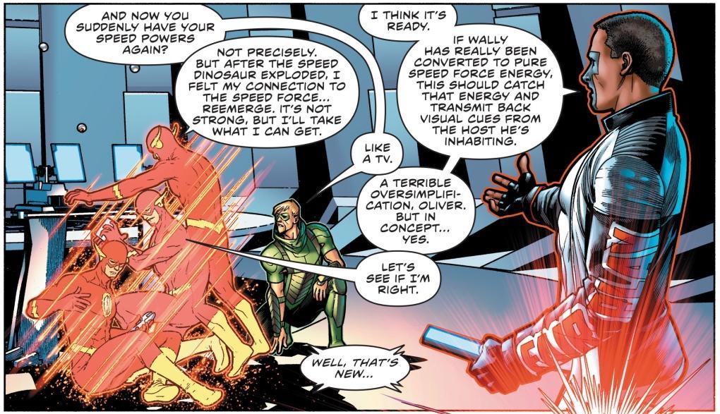 The Flash #769 - DC Comics News