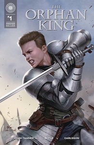 Indie Comics Review The Orphan King DC Comics Reviews