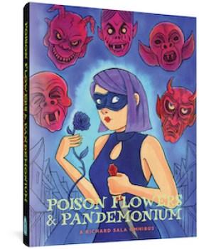 Indie Comics Review: Poison Flowers & Pandemonium