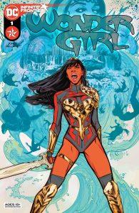 Wonder Girl 1 DC Comics News