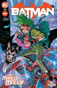 Batman #108 - DC Comics News