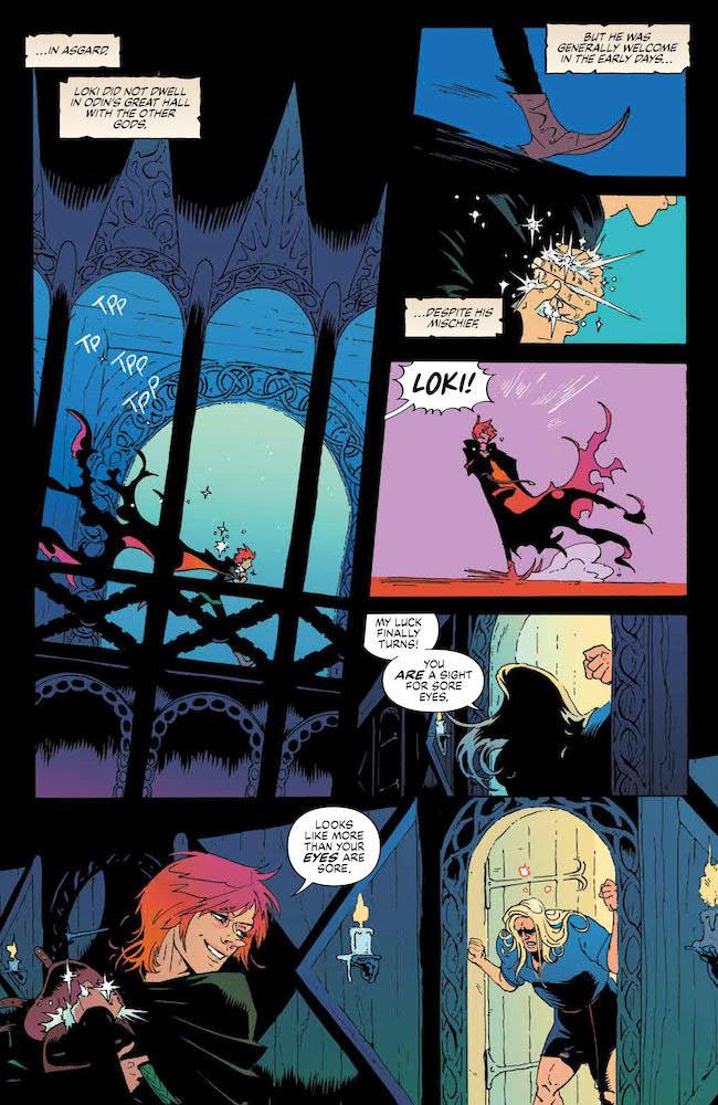Indie Comics Review: Jim Henson's The Storyteller: Tricksters #4 DC Comics News