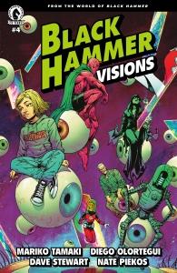 Black Hammer: Visions #4 - DC Comics News