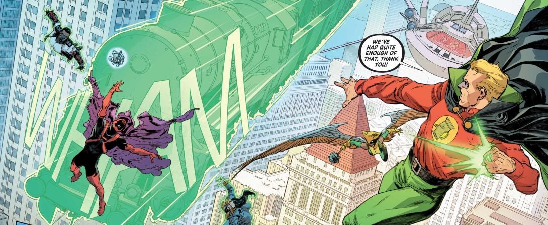 Infinite Frontier #1 - DC Comics News