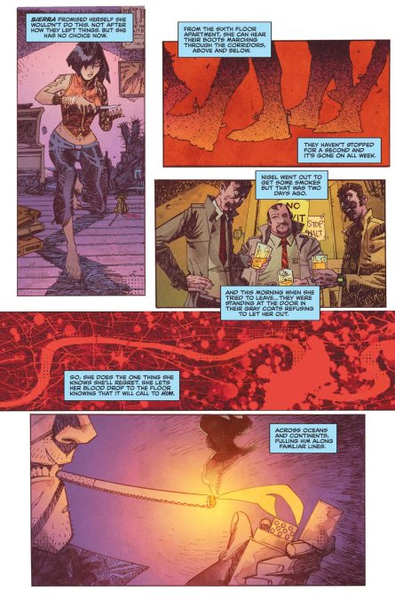 The Swamp Thing 5 DC Comics News