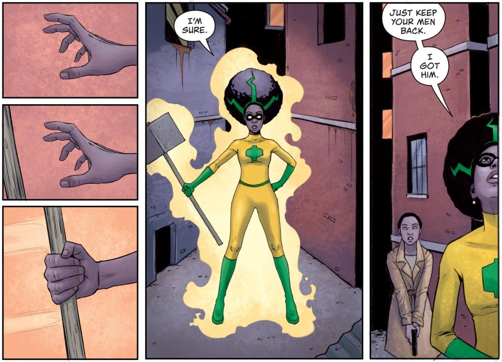Black Hammer Reborn #2 - DC Comics News