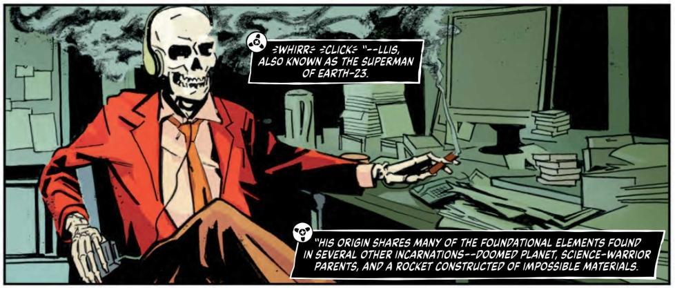 Infinite Frontier: Secret Files #1 - DC Comics News