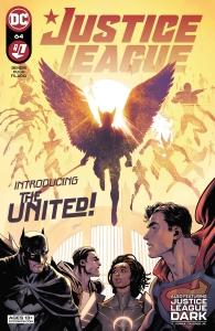 Justice League #64 - DC Comics News
