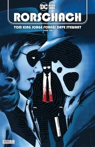 Rorschach #10 - DC Comics News