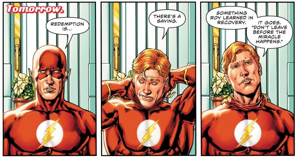The Flash 2021 Annual #1 - DC Comics News