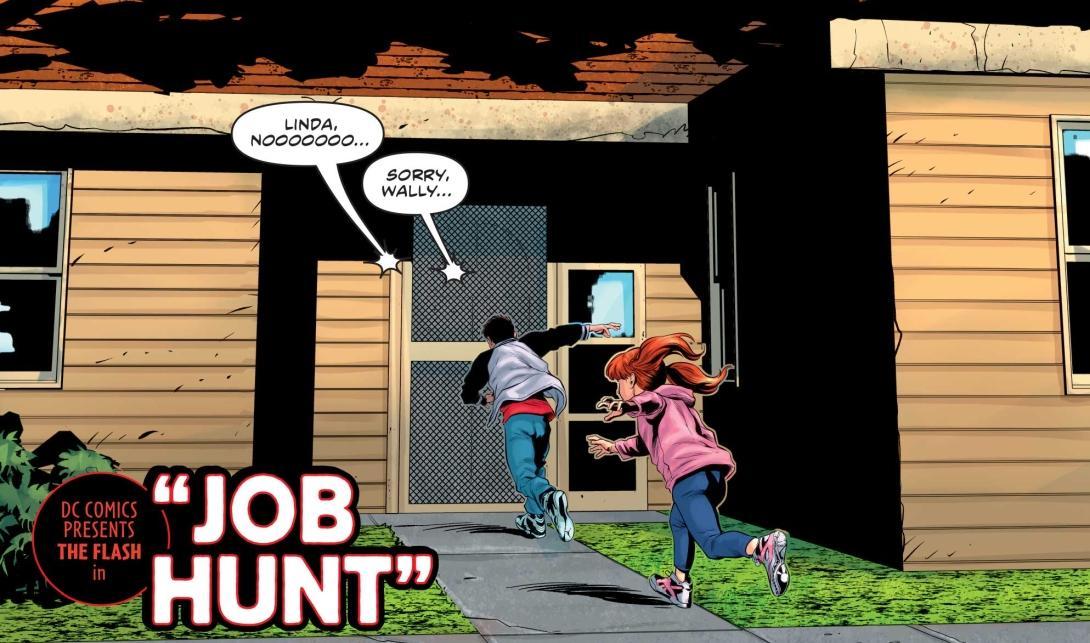 The Flash #772 - DC Comics News