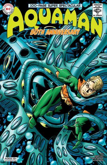 Aquaman 80th Anniversary Simonson DC Comics News