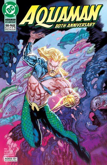 Aquaman 80th Anniversar DC Comics News