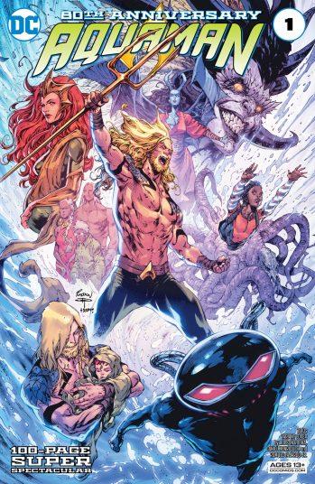 Aquaman 80th Anniversary Rocha DC Comics News