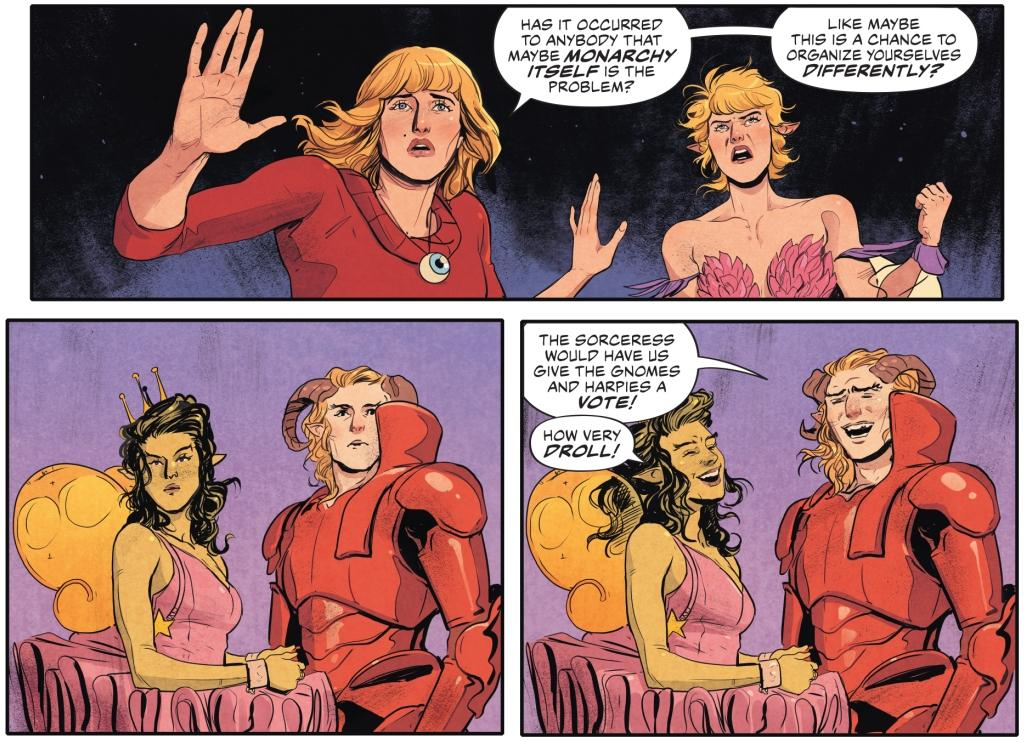 The Dreaming #12 - DC Comics News